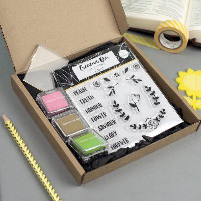 Eden Stamp Kit