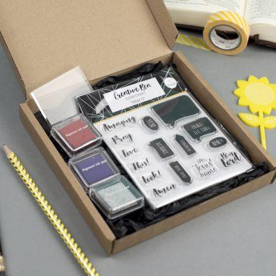 Pray It Stamp Kit