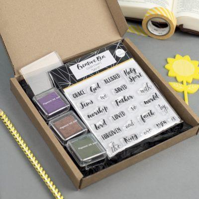 Say It Stamp Kit