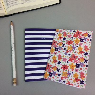 Set of Two Notebooks