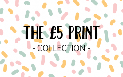 The £5 Print Collection