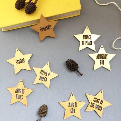 Christian Christmas Ornaments