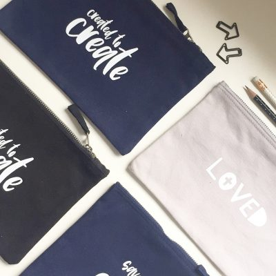 Scripture Pencil Case