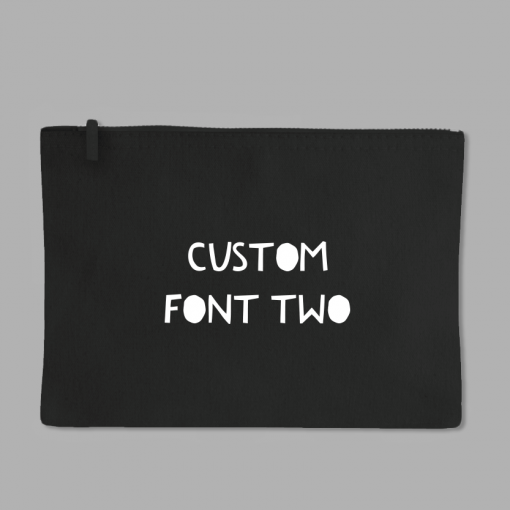 Customise your accessory pouch