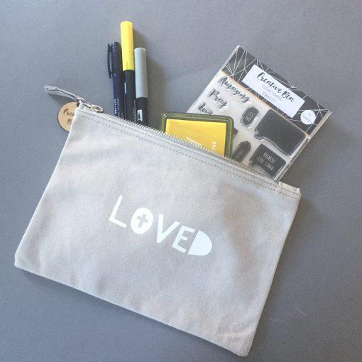 Scripture Pencil Case